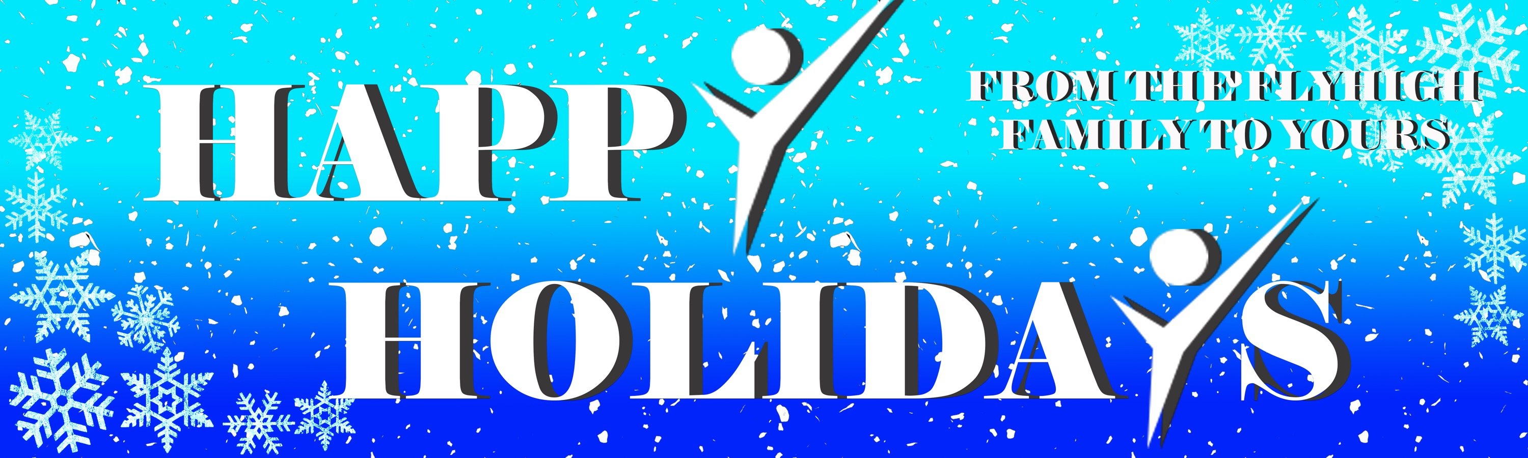 Happy Holidays from Fly High Adventure Parks